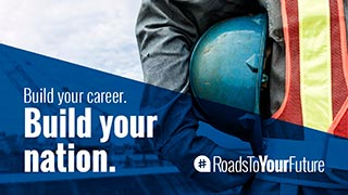 thumbnail  of Advertisement: Build your career. Build your nation.