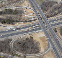 I-495 Capital Beltway high-occupancy toll lanes