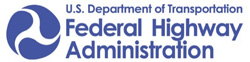 Logo: U.S. Department of Transportation Federal Highway Administration