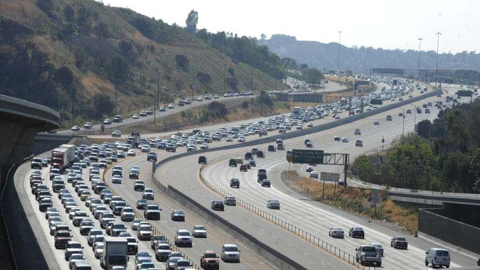 91 Express Lanes - Orange County, California
