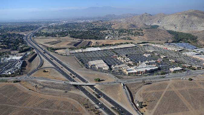 I-15 Express Lanes Project - Riverside County, California
