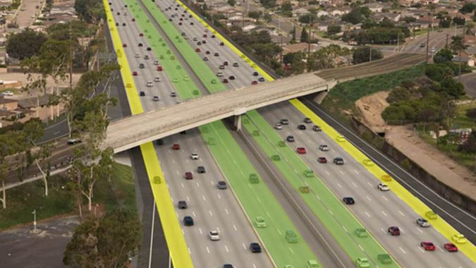 I-405 Improvement Project - Orange County, California