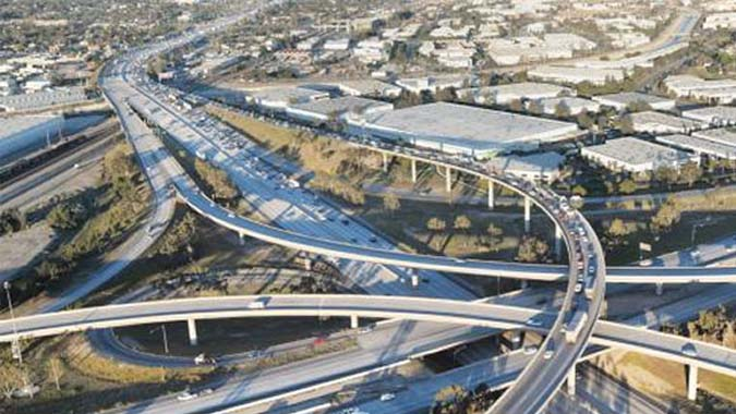 SR 91 Corridor Improvement Project - Riverside County, California