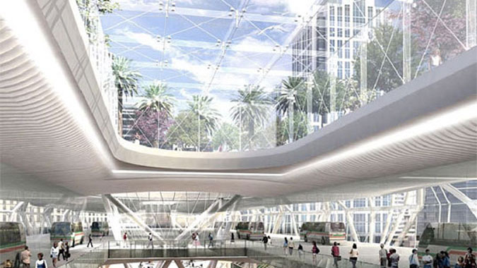 Transbay Transit Center - San Francisco, California