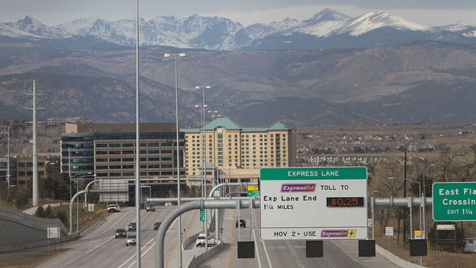 U.S. 36 Express Lanes (Phase 1) - Denver Metro Area, Colorado