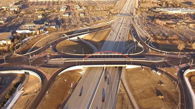 U.S. 36 Express Lanes (Phase 2) - Denver Metro Area, Colorado