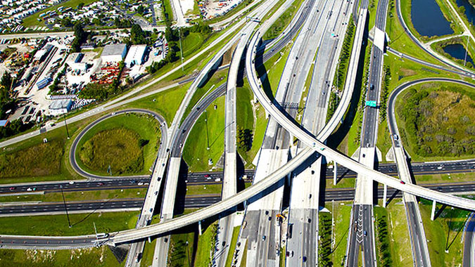 I-595 Corridor Roadway Improvements - Broward County, Florida