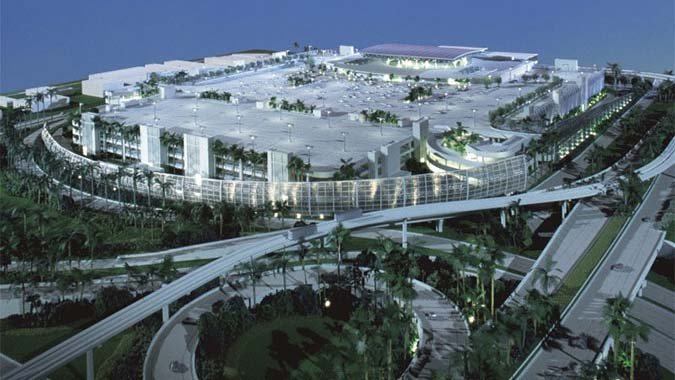Miami Intermodal Center - Florida