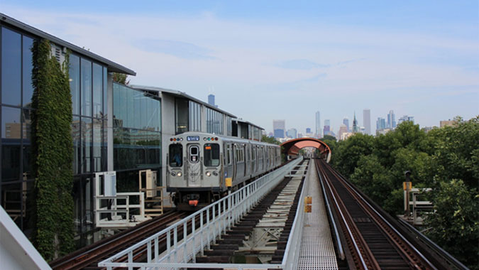 Chicago Transit Authoriy Rail Fleet Replacement Project