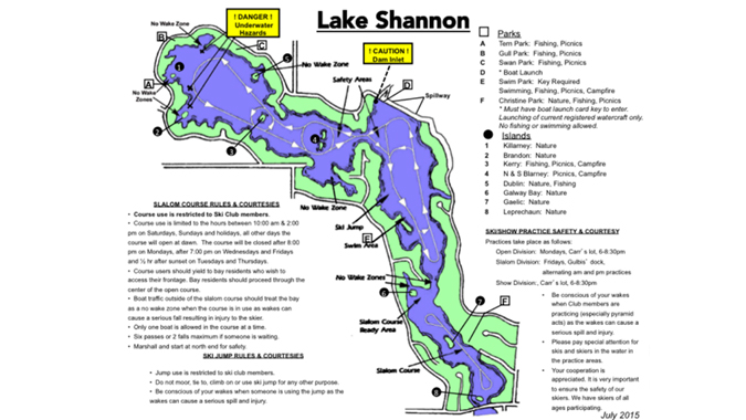 Lake Shannon Road Improvement Project  - Tyrone Township, Michigan