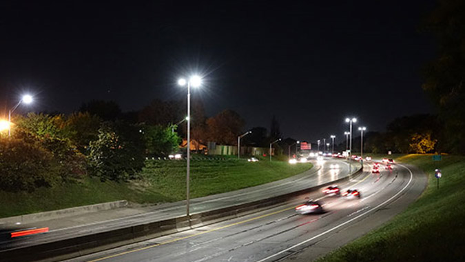 Metro Region Freeway Lighting P3 (Michigan) - Detroit Tri-County Area