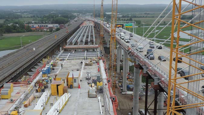 Goethals Bridge Replacement -Staten Island, New York to Elizabeth New, Jersey