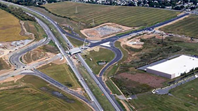 Route 33 Interchange Project