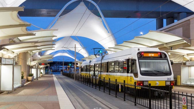 Dallas Area Rapid Transit Project Orange Line Extension (Irving-3) - Dallas, Texas