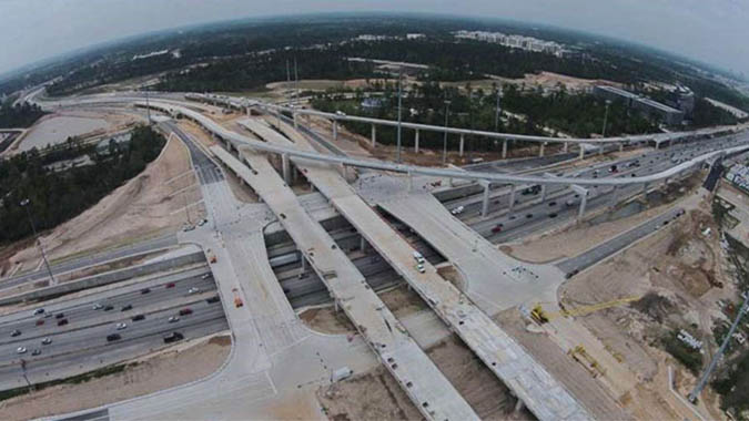 Grand Parkway (SH 99) Segments D-G - Houston Metropolitan Area, Texas