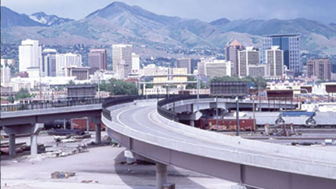 I-15 Corridor Reconstruction Project - Salt Lake City, Utah