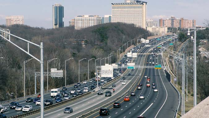 395 Express Lanes - Alexandria and Arlington, Virginia
