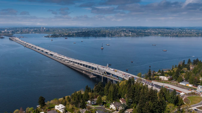 SR 520 Bridge Replacement and HOV Program - Seattle, Washington Metropolitan Area