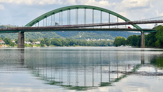 I-70 Bridges Corridor Renovation Project - Ohio County, West Virginia