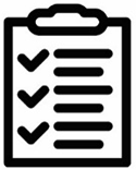 icon - checklists
