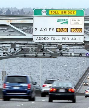 toll bridge photo
