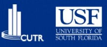 Logos: CUTR and University of South Florida