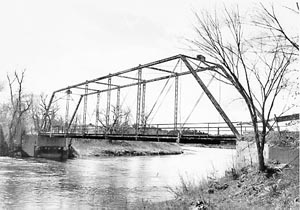 Borman Bridge