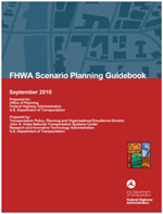 Scenario Planning Guidebook cover page