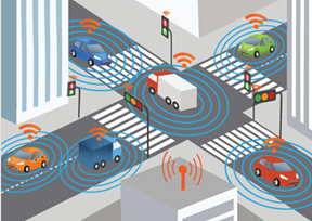 Automated vehicles at crossroads