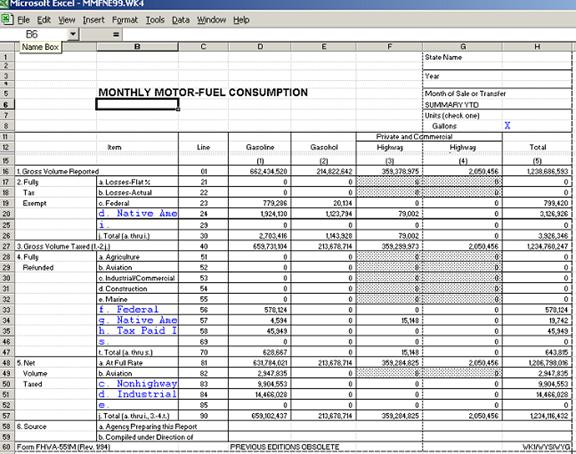 Doc407527 Format for Monthly Report Monthly Report 97 – Expenditure Report Template