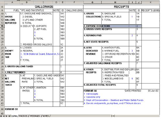Office of Highway Policy Information Policy – Tax Computation Worksheet