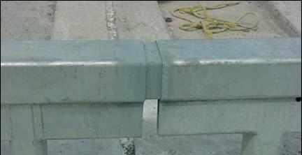 Bridge Rail Installation Procedure   Division Activities