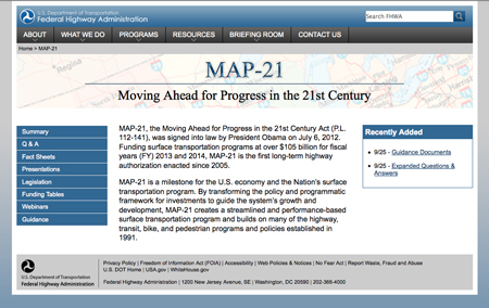 Map 21 Act.Focus Map 21 Moving Ahead For Progress In The 21st