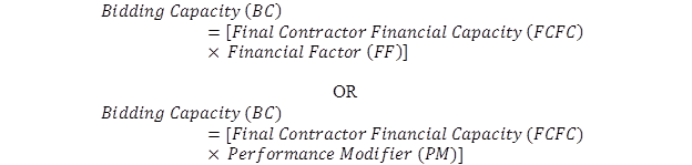 Chapter 7 - Proposed Performance-Based Contractor