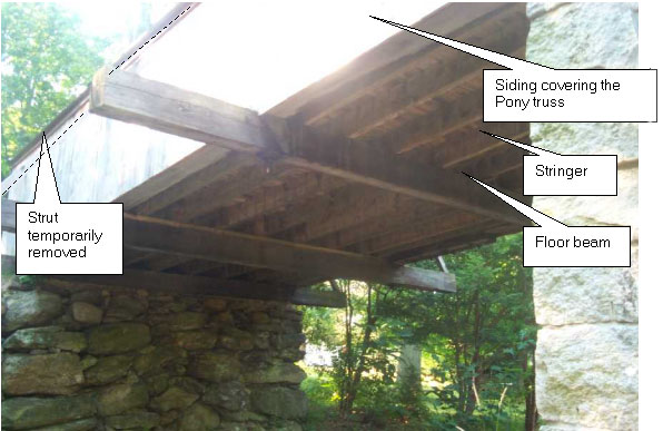 Fhwa Hrt 04 098 Chapter 5 Floor Systems Covered Bridge Manual April 2005