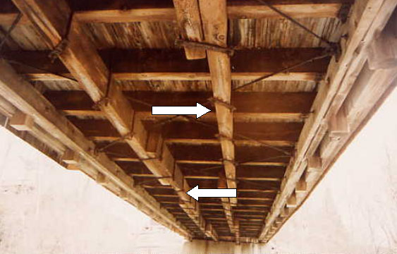Floor Systems Covered Bridge
