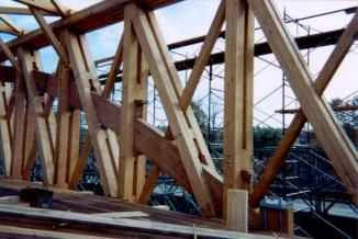 Fhwa Hrt 04 098 Appendix F Smith Covered Bridge Over The