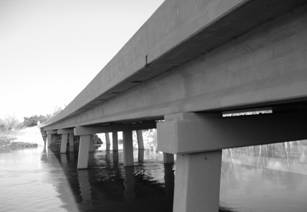 High Performance Concrete Bridge Deck Investigation