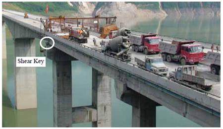 Observed Damage To Bridges China Earthquake