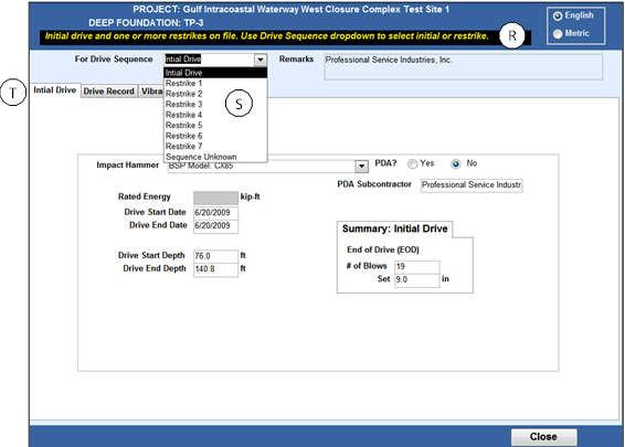 Index - FHWA Deep Foundation Load Test Database Version 2 0 User