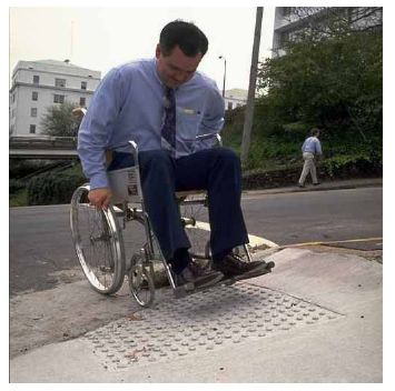 Used Wheelchair Ramps >> Lesson 8 - Federal Highway Administration University Course on Bicycle and Pedestrian ...