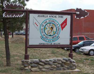 Jicarilla Apache Nation Tribal Transportation Fhwa